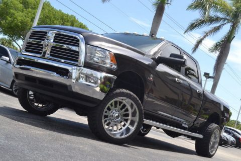 Forged Wheels 2016 Ram 2500 4×4 monster truck for sale