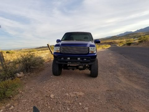 lifted 2003 Ford F 250 XLT monster truck for sale