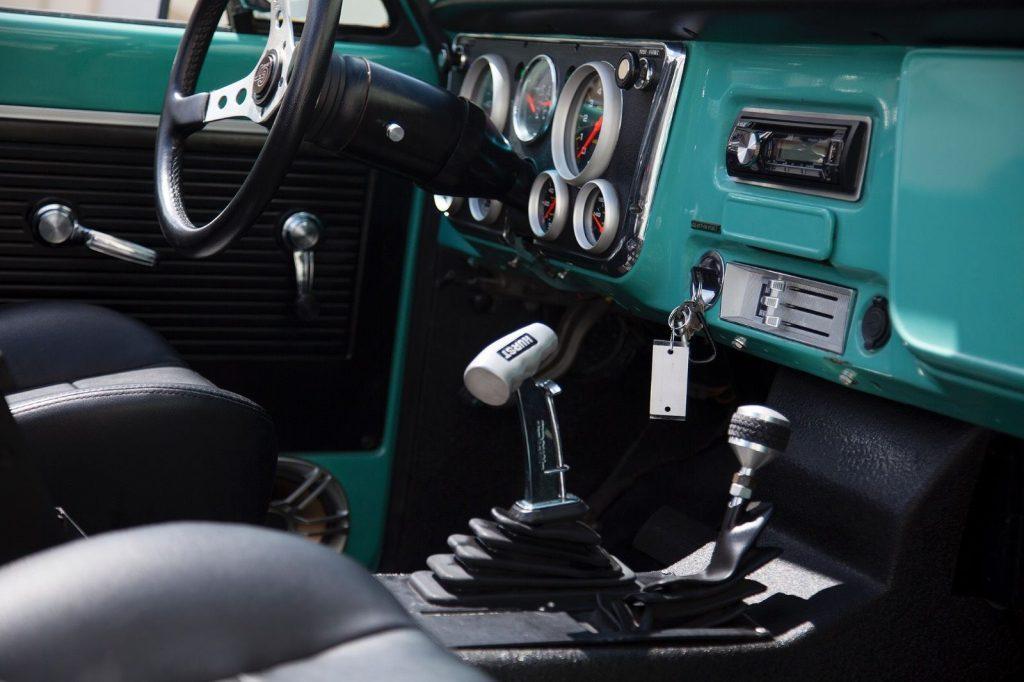 lifted custom 1969 Chevrolet Blazer monster truck