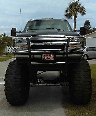 everything new 1998 Chevrolet Silverado 1500 monster truck