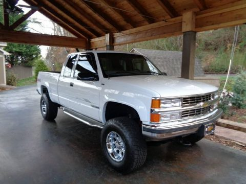 loaded 1997 Chevrolet Silverado 2500 new parts monster truck for sale