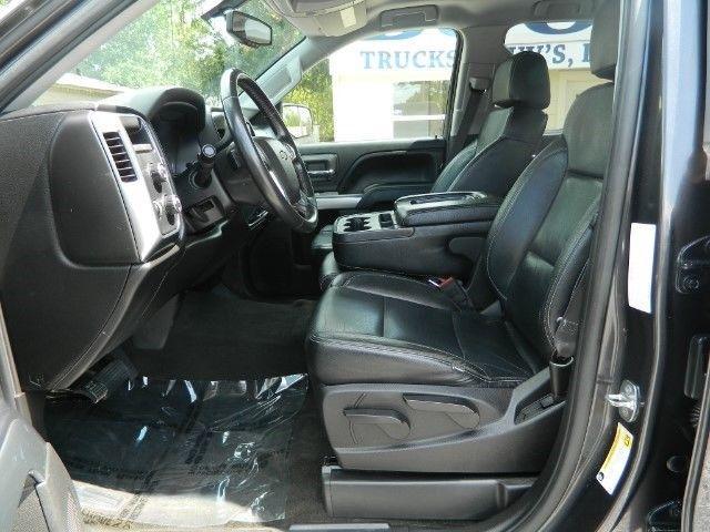 super badass 2015 Chevrolet Silverado 1500 LT Double Cab 4WD monster truck