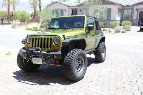 ultimate offroad 2007 Jeep Wrangler Rubicon monster truck for sale