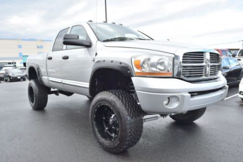 loaded 2006 Dodge Ram 3500 Laramie monster truck for sale