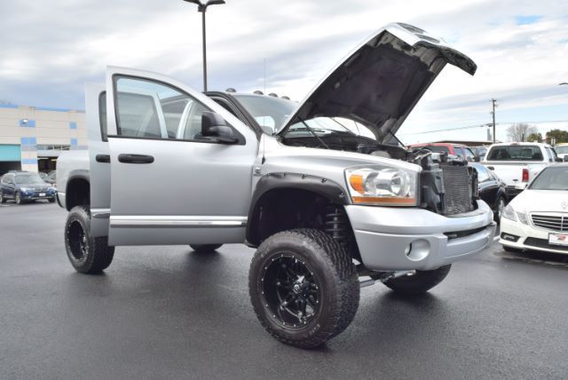 loaded 2006 Dodge Ram 3500 Laramie monster truck