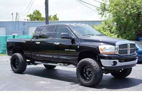 modified 2006 Dodge Ram 2500 SLT monster truck for sale