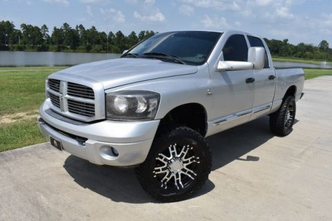 very clean 2006 Dodge Ram 2500 Laramie monster truck for sale
