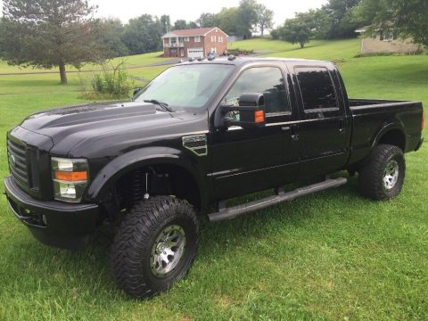 gorgeous 2008 Ford F 250 monster truck for sale