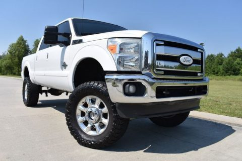 great shape 2011 Ford F 250 Lariat monster truck for sale