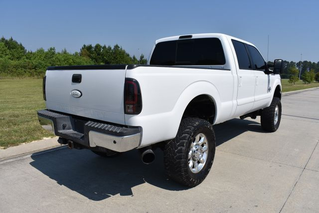great shape 2011 Ford F 250 Lariat monster truck