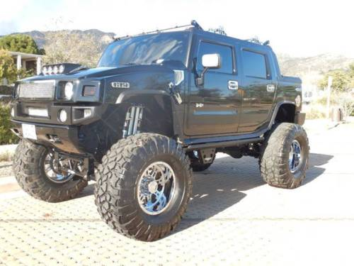 loaded 2005 Hummer H2 Base 4WD monster truck