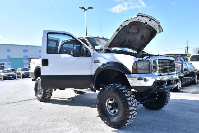sharp 2001 Ford F 350 XLT Supercab Short Bed monster truck