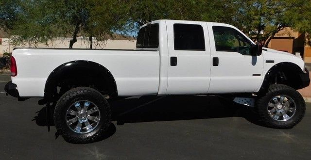 strong 2006 Ford F 250 monster truck