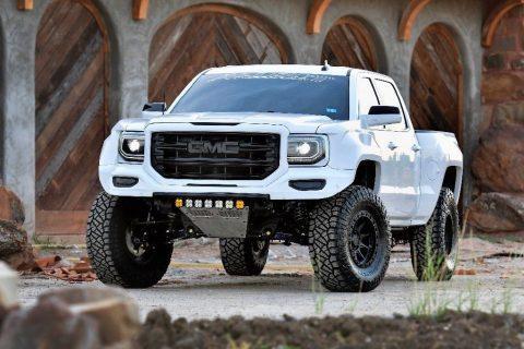 2017 GMC Sierra 1500 SLT monster truck for sale
