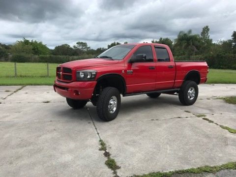 big lift 2008 Dodge Ram 2500 Sport pickup monster truck for sale
