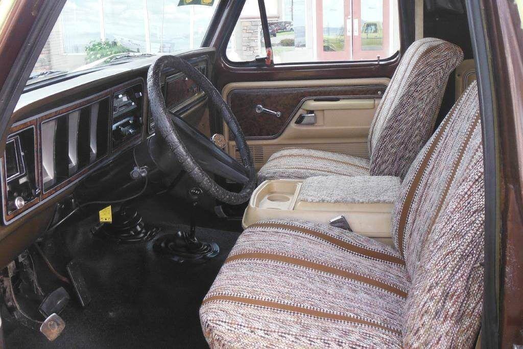 indestructible 1979 Ford Bronco XLT monster