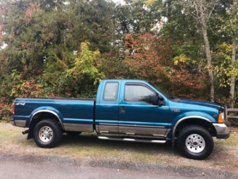 very clean 2000 Ford F 250 XLT V10 Super DUTY monster truck for sale