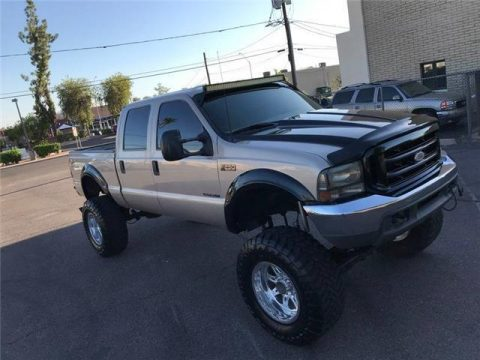 absolutely rust free 1999 Ford F 250 XLT monster truck for sale