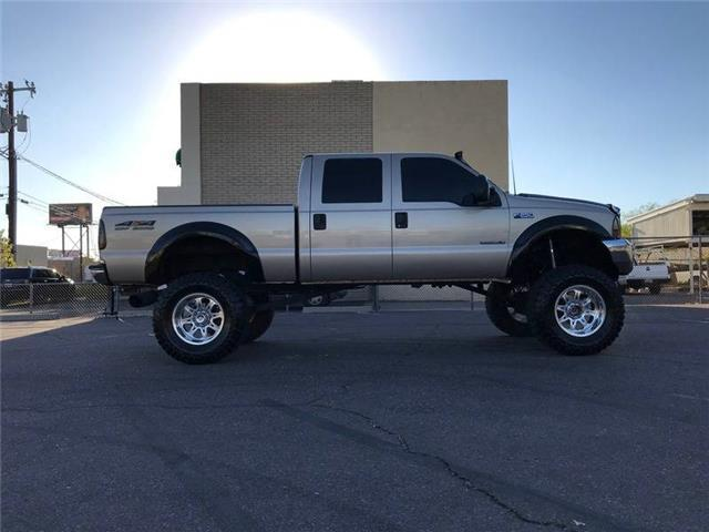 absolutely rust free 1999 Ford F 250 XLT monster truck