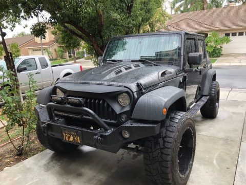 custom clutch 2014 Jeep Wrangler monster for sale