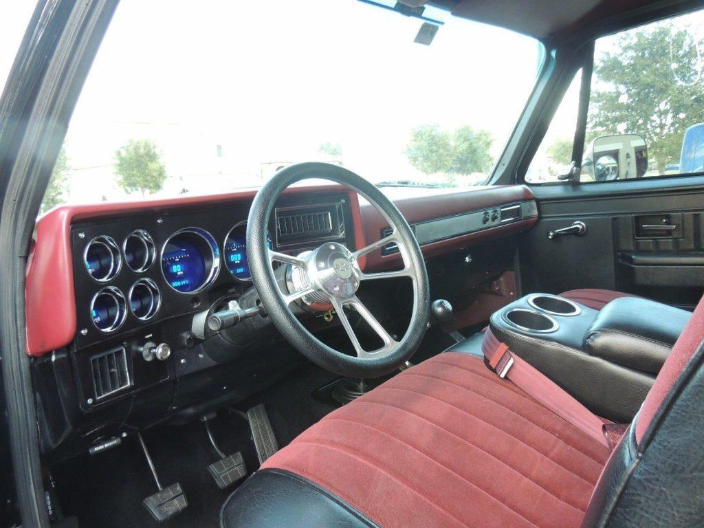 very clean 1987 Chevrolet Pickups Scottsdale monster pickup