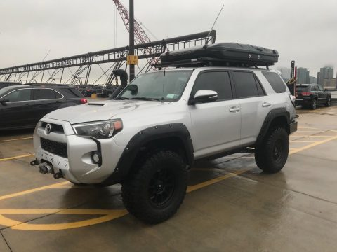 perfect shape 2015 Toyota 4runner Trail monster for sale