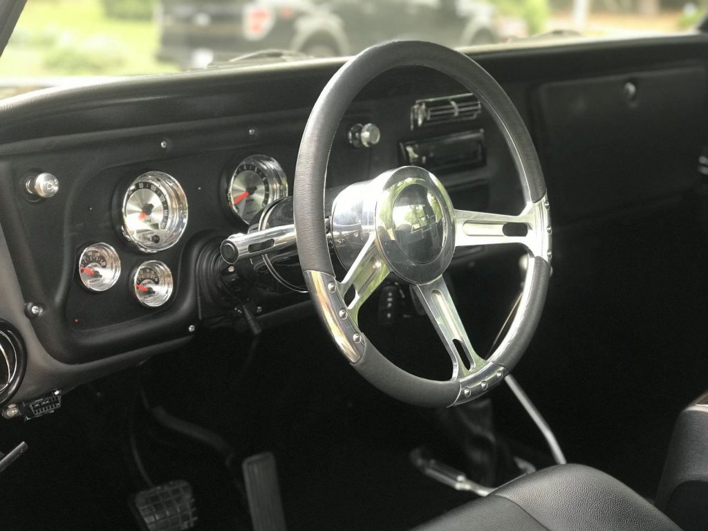 restomod beast 1970 Chevrolet C 10 monster pickup