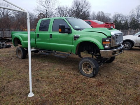 running 2000 Ford F 350 monster truck for sale