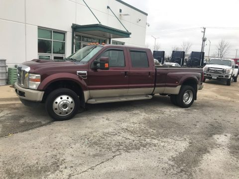 very clean 2010 Ford F 450 KING RANCH monster pickup for sale