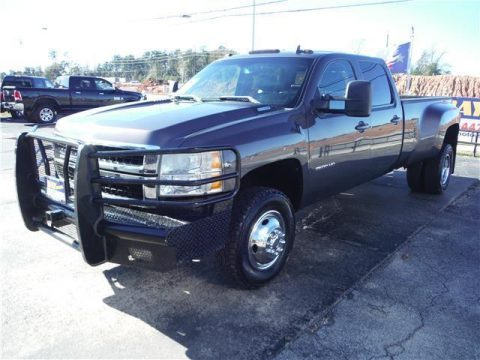 very nice 2010 Chevrolet Silverado 3500 DRW LTZ monster truck for sale