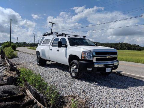 work truck 2009 Chevrolet Silverado 3500 monster truck for sale