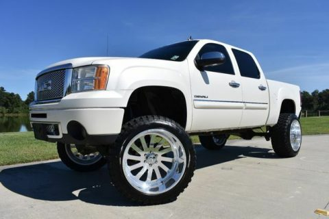 big lift 2011 GMC Sierra 1500 Denali monster truck for sale