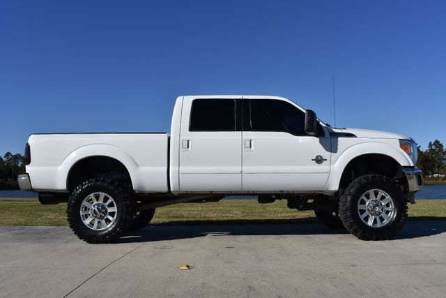 clean 2011 Ford F 250 Lariat monster truck