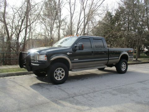 great running 2005 Ford F 350 KING RANCH monster truck for sale