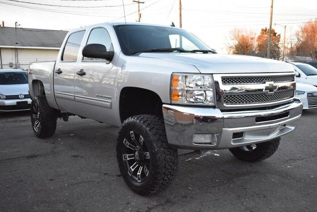 very clean 2012 Chevrolet Silverado 1500 monster