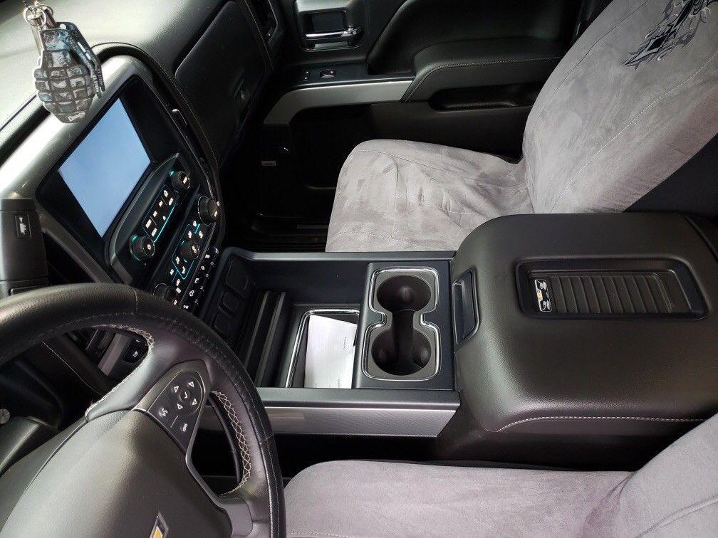 well customized 2016 Chevrolet Pickups LYZ Z71 monster