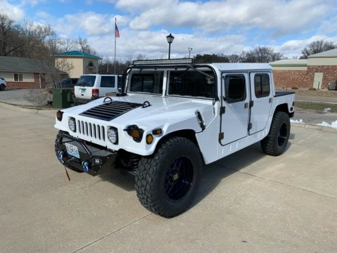 custom 1990 Hummer H1 monster for sale