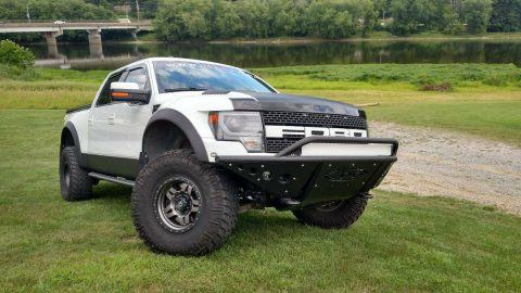 custom build 2013 Ford F 150 SVT Raptor monster truck for sale