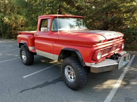customized 1963 Chevrolet C/K Pickup 2500 monster pickup for sale