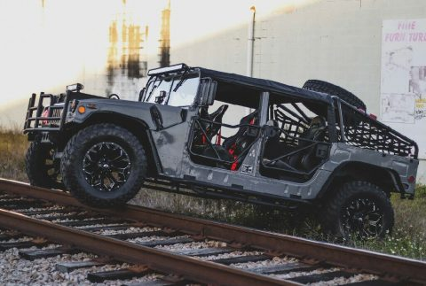 fully customized 1990 Hummer H1 Humvee monster for sale