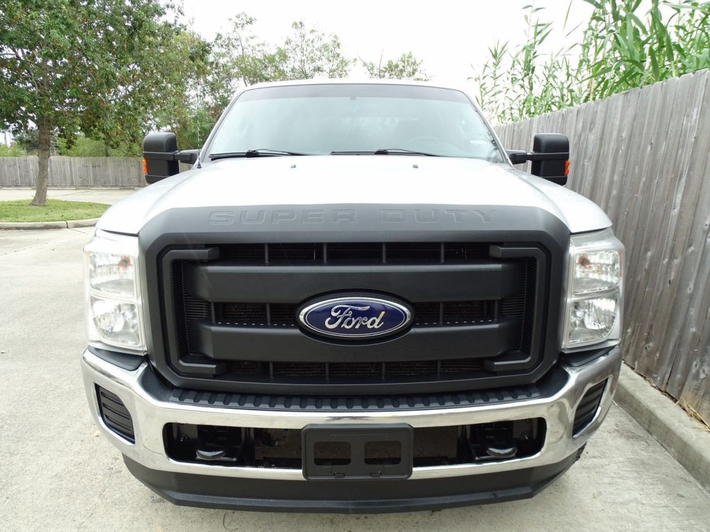 great shape 2012 Ford F 350 XL monster pickup