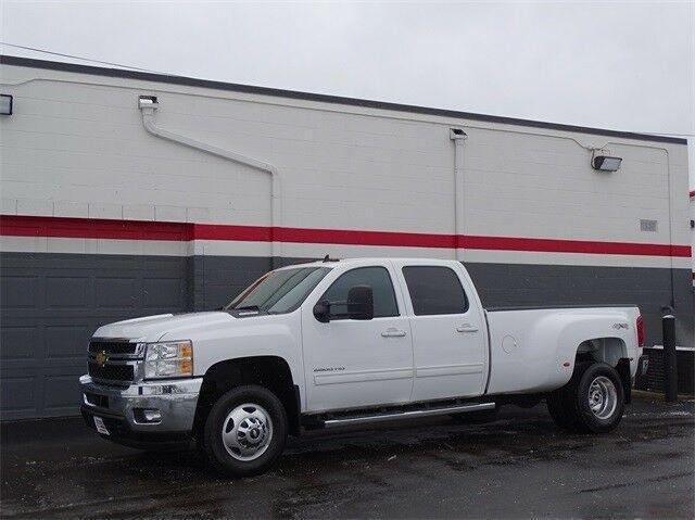loaded 2012 Chevrolet Silverado 3500 LTZ monster truck