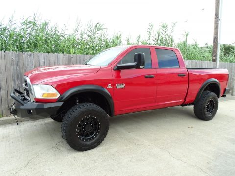 well equipped 2012 Dodge Ram 2500 ST monster truck for sale