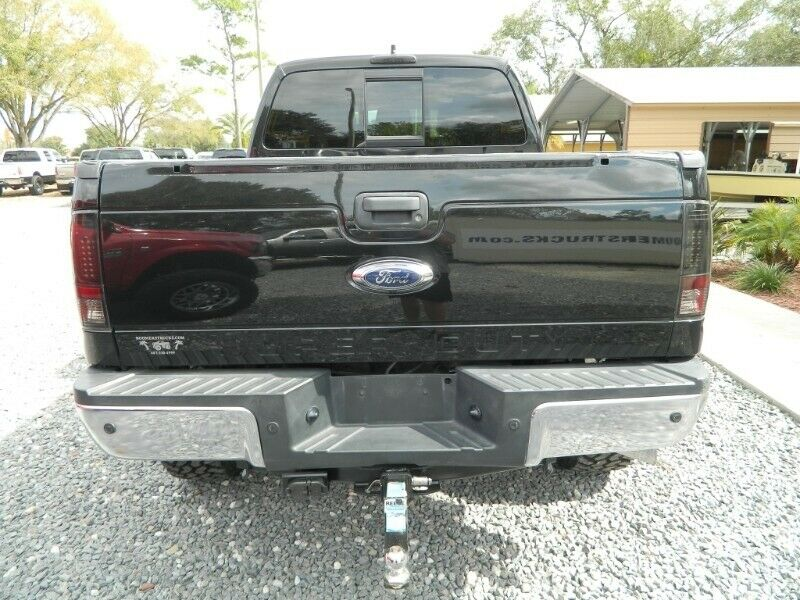 well equipped 2013 Ford F 250 Lariat monster truck