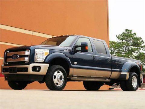 heavy duty hauler 2013 Ford F 350 monster truck for sale