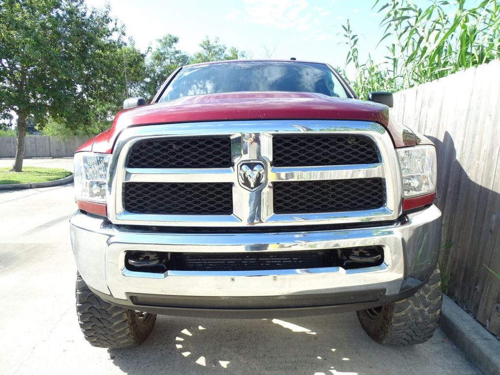nicely optioned 2013 Dodge Ram 2500 Tradesman monster
