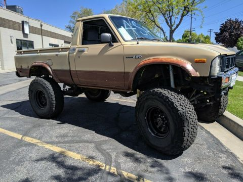 aftermarket parts 1979 Toyota SR5 Pickup monster for sale