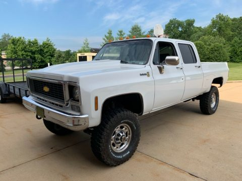 lifted 1976 Chevrolet 2500 Pickup monster for sale