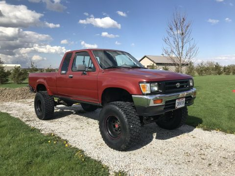 lifted 1994 Toyota Hilux Pickup monster for sale