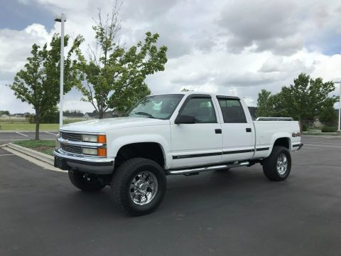 well equipped 2000 Chevrolet C/K 2500 Silverado monster for sale